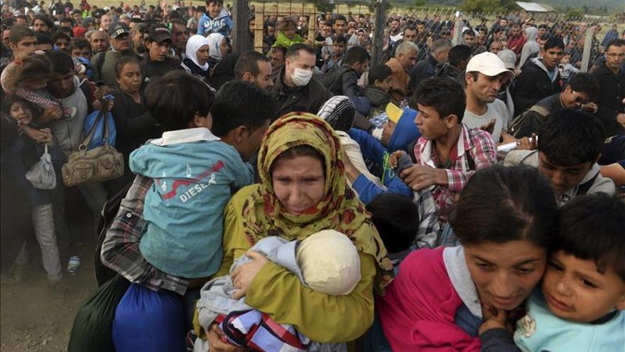 Australia quiere limitar acogida de refugiados sirios a minorías y familias