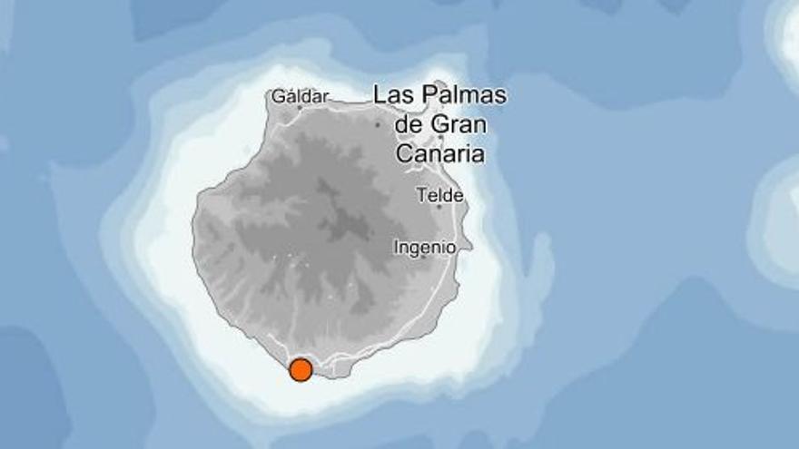 El movimiento sísmico se registró en la zona de El Tablero. (Instituto Geográfico Nacional)