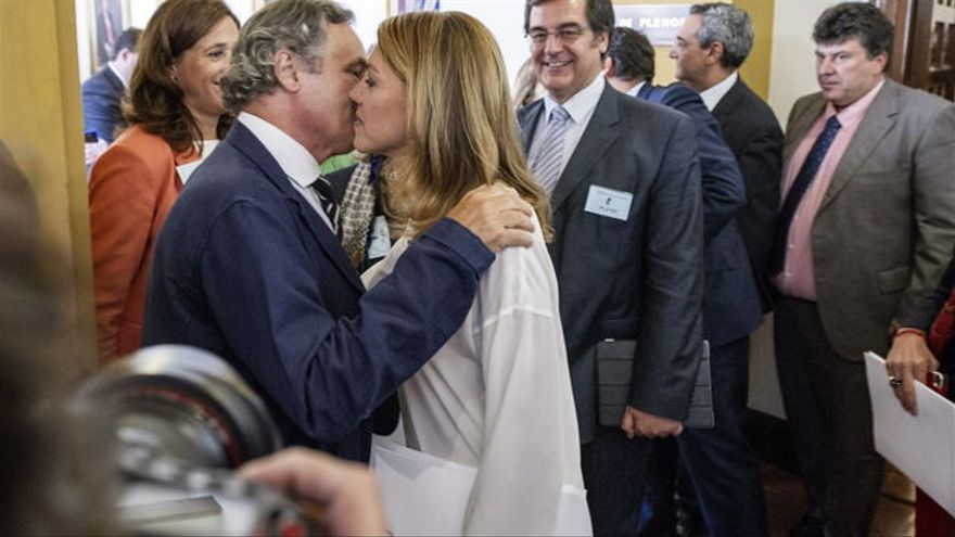 la empresa del marido de cospedal se hizo millonaria
