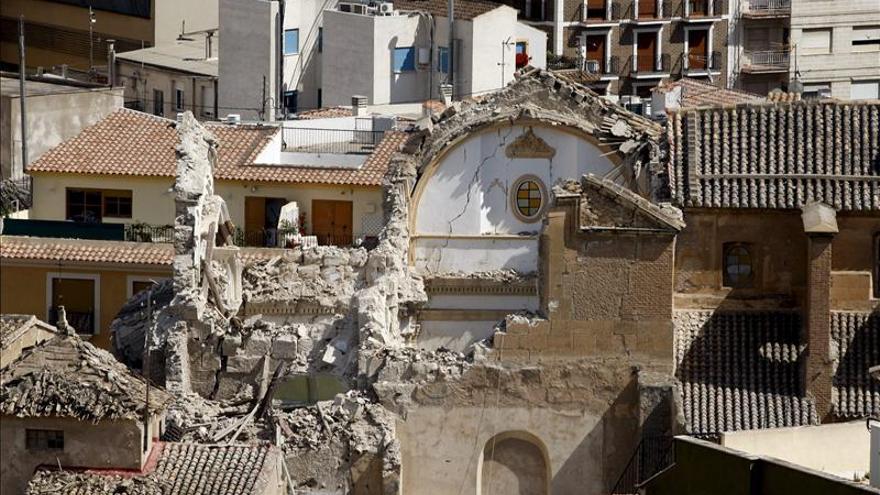 Lorca, entre el desánimo y la esperanza dos años después de los terremotos