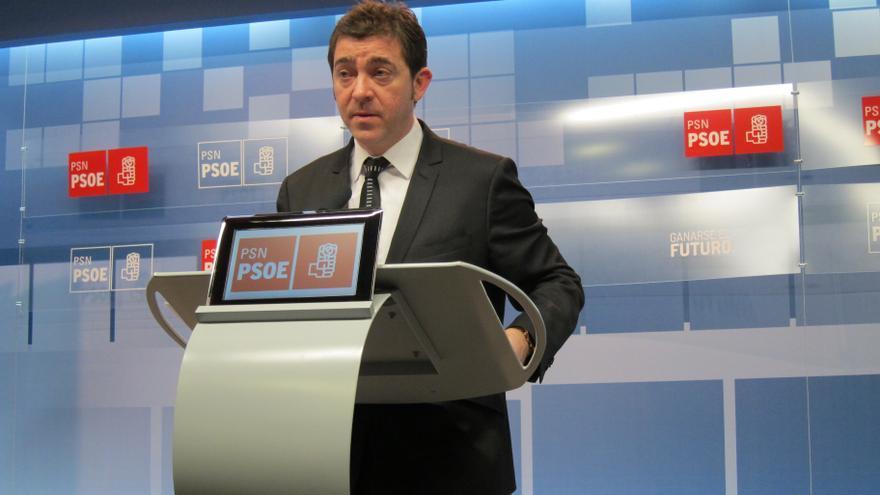 """Jiménez (PSN) cree que el partido """"ha dejado atrás los dos años de travesía en el desierto"""""""