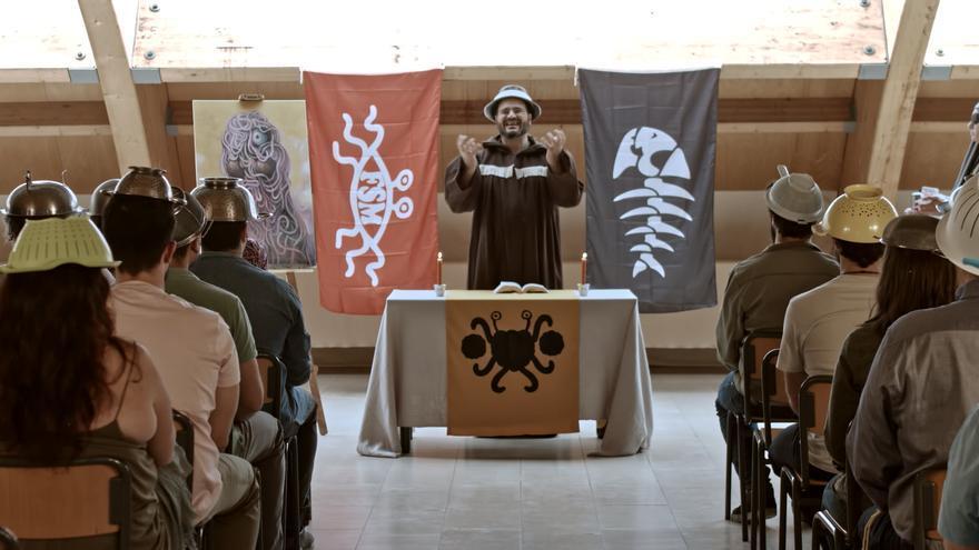 Un fotograma de la película RAmén.