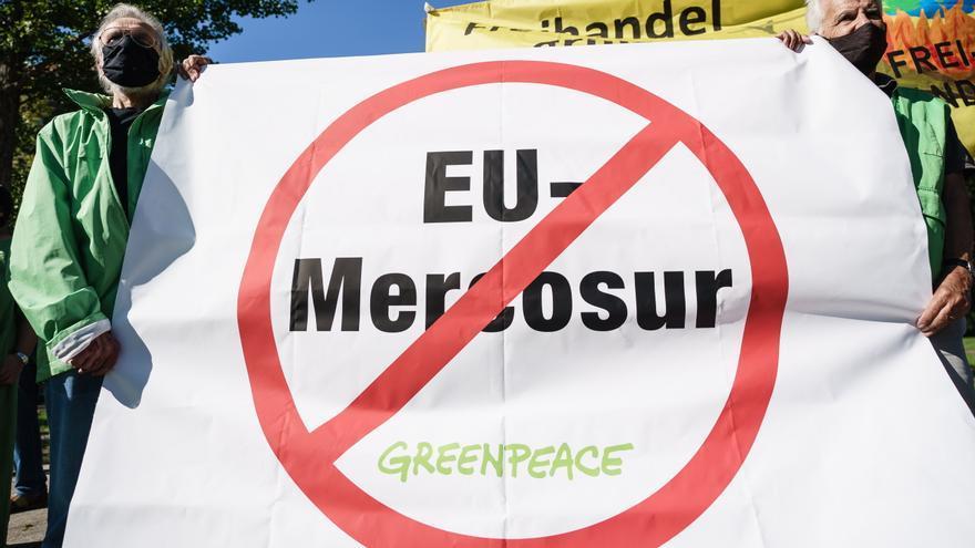 La violación de la cláusula ambiental en el pacto UE-Mercosur no llevaría a su suspensión