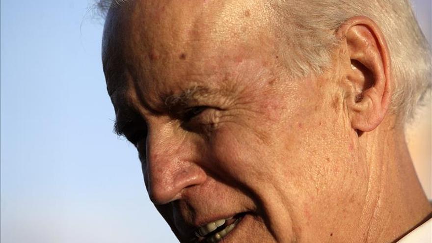 Biden anuncia que no buscará la candidatura presidencial para las elecciones de 2016