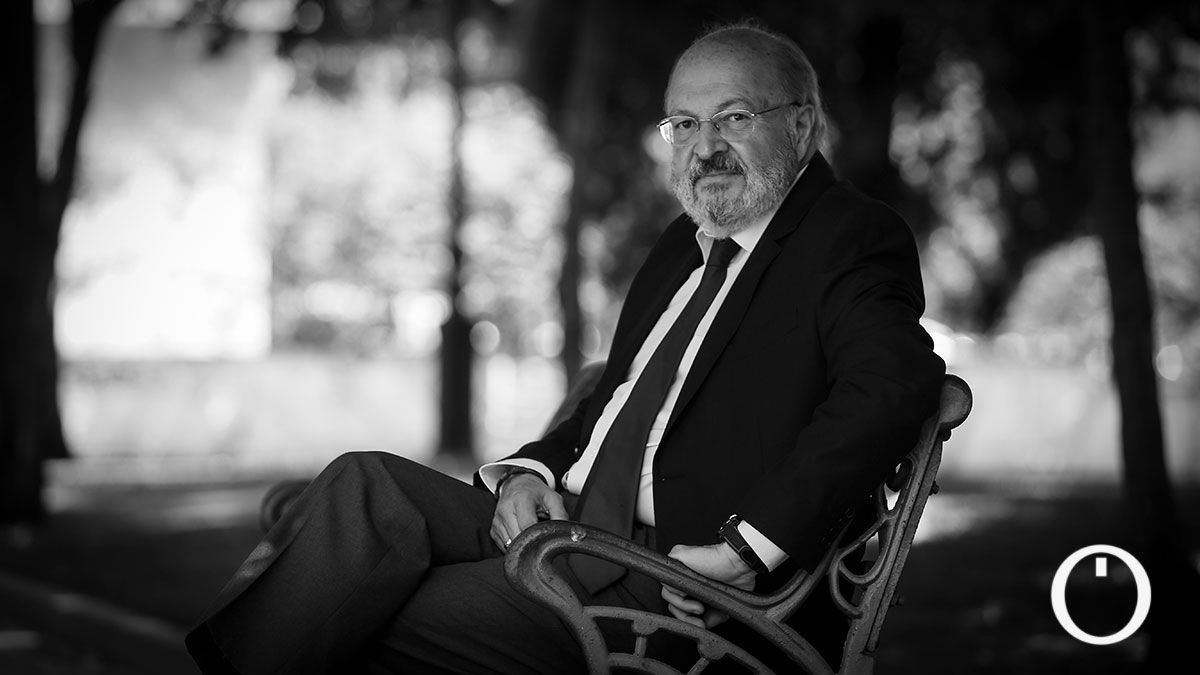 Carlos Arias, Decano del Colegio de Abogados de Córdoba