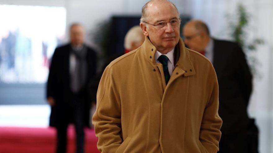 (AMP) El juez de Madrid cita a Rato el próximo 30 de noviembre por presunto fraude fiscal entre 2014 y 2015