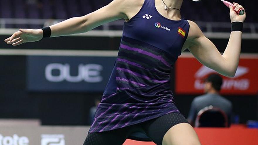Carolina Marín, la gran campeona onubense