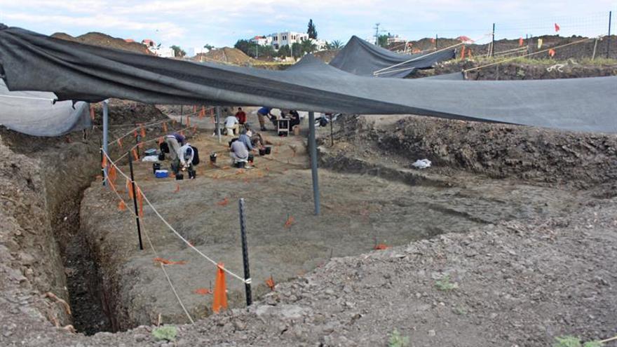 Arqueólogos israelíes encuentran yacimiento de hace medio millón de años