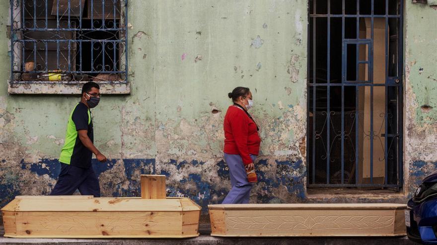 Guatemala prevé unas 9.567 muertes por coronavirus hacia el mes de octubre