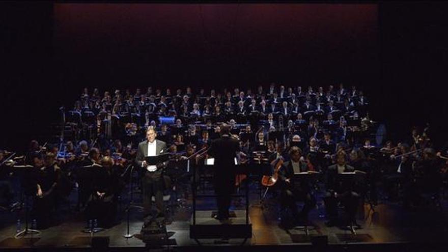Josep María Flotats vuelve al Teatro Nacional de Cataluña con un homenaje a Salvador Espriu