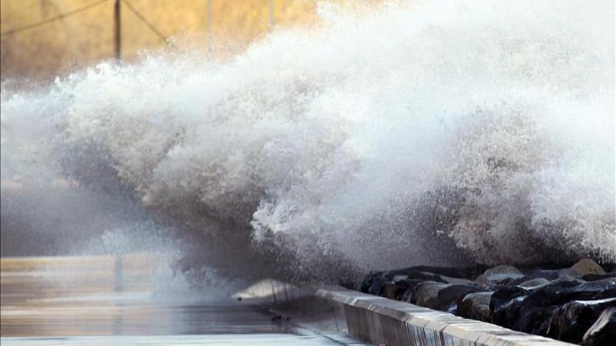 Quince provincias siguen en alerta por viento, deshielos o riesgo de aludes