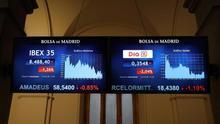 El IBEX 35 sube el 0,62 % tras la apertura y supera los 8.400 puntos