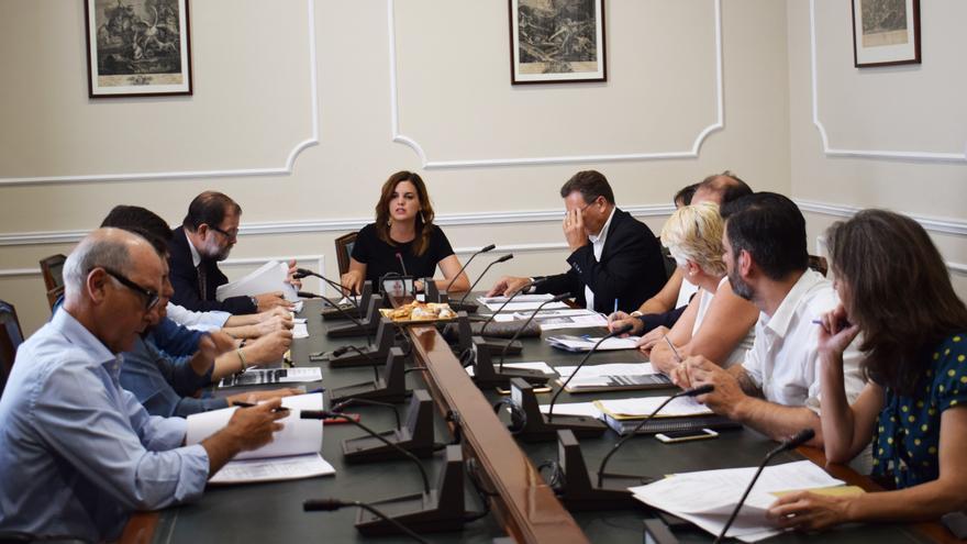 Sandra Gómez preside el consejo de administración del Palacio de Congresos de Valencia