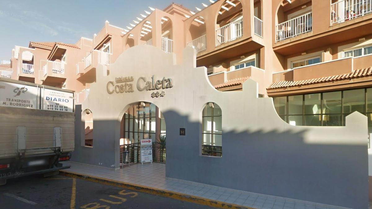 Hotel Costa Caleta, en Fuerteventura
