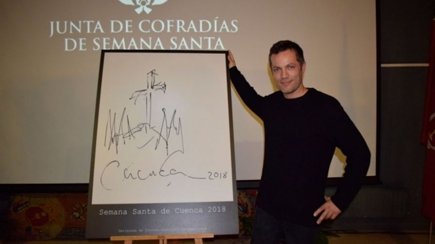 Cartel Semana Santa Cuenca