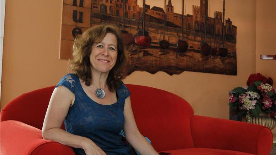 Berna González Harbour dará descanso a la comisaria Ruiz
