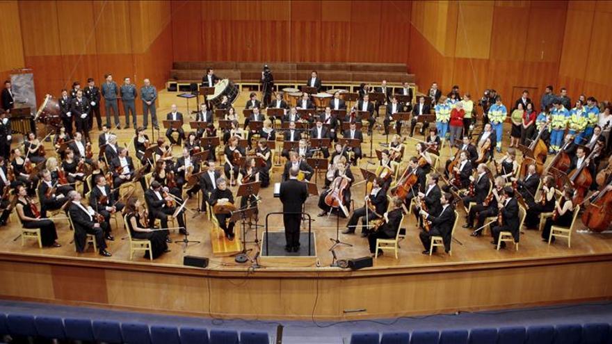 La Orquesta Sinfónica de RTVE celebra con música medio siglo de historia