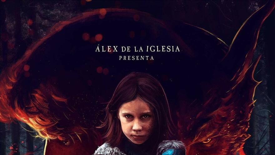 Las campas de Armentia (Vitoria) acogen este sábado la proyección de la película 'Errementari'