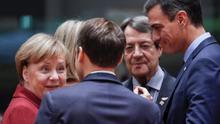 La UE aprueba un acuerdo de mínimos para la unión bancaria y aparca la garantía de depósitos y el seguro de desempleo