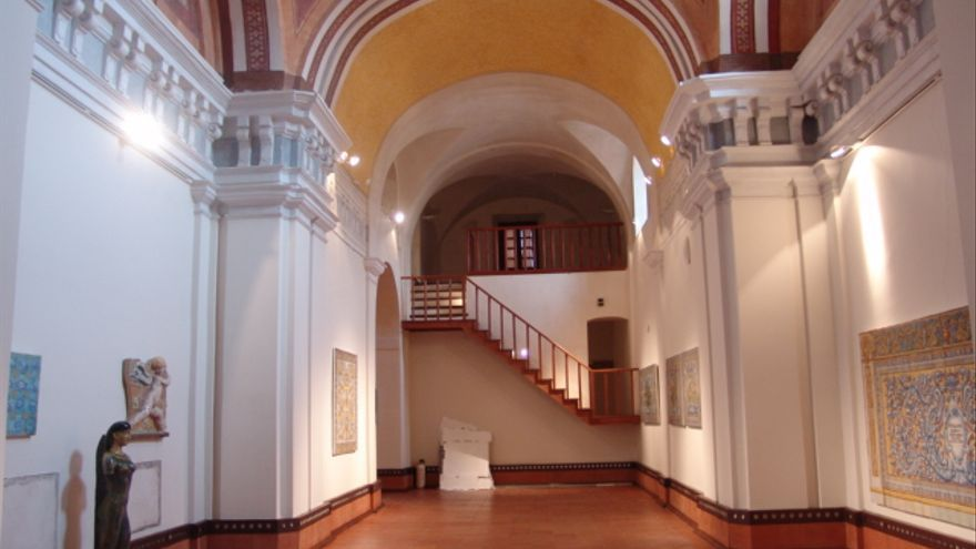 Interior del Museo. FOTO: 'Museo de Cerámica Ruiz de Luna' JCCM
