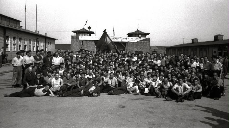 Fotograma del documental 'Deportados'.