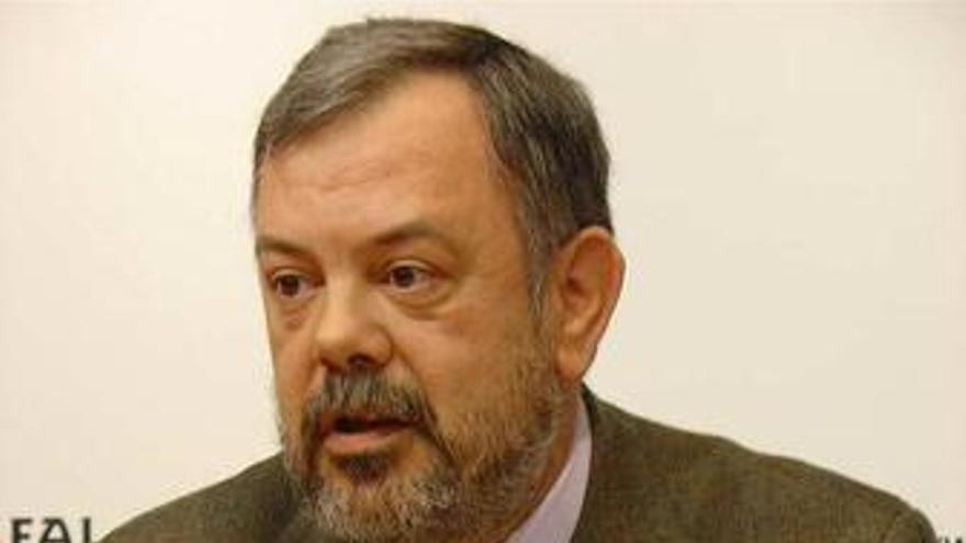 El diputado del PNV Pedro Azpiazu