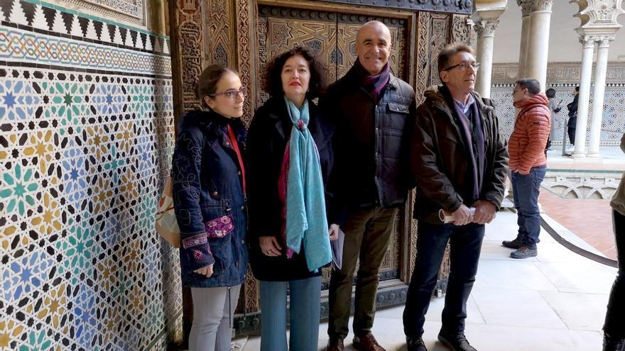 Alcázar supera dos millones de visitantes y abre nuevo espacio para entradas, que serán nominativas