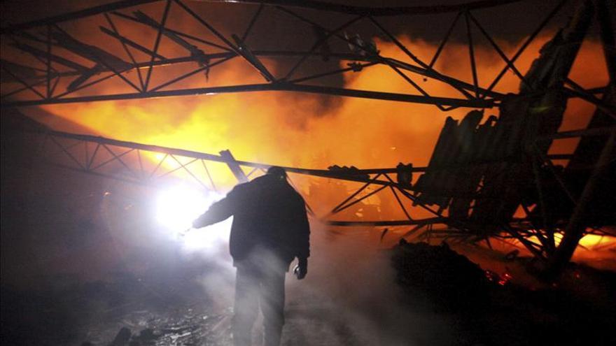 Al menos 13 personas heridas en unincendio en Minneapolis