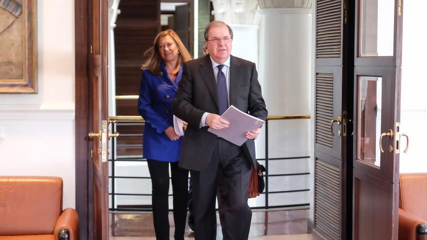 Herrera comparece el miércoles en las Cortes de CyL para informar sobre la 'trama eólica'