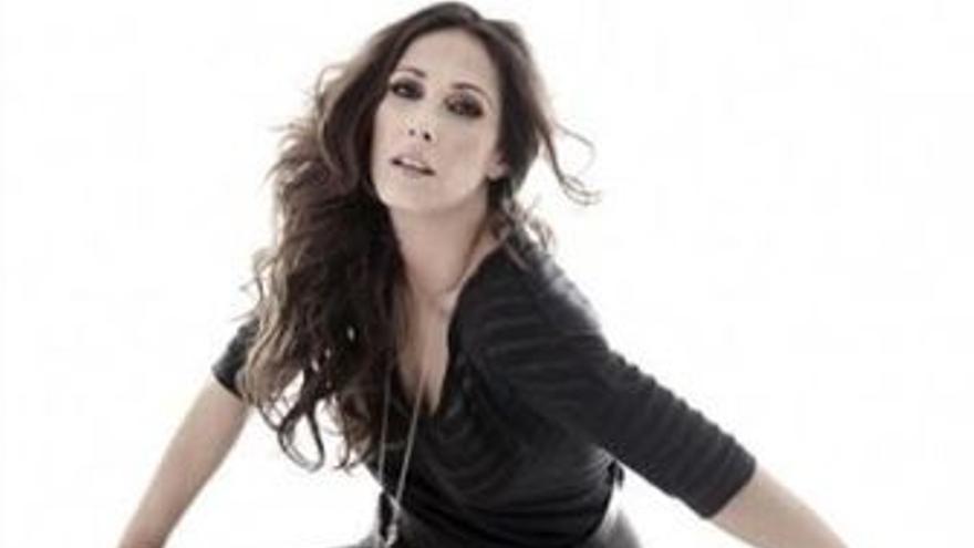 La cantante Malú. (EUROPA PRESS)