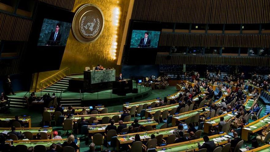 EE.UU. vuelve a quedarse casi solo en su defensa del embargo contra Cuba