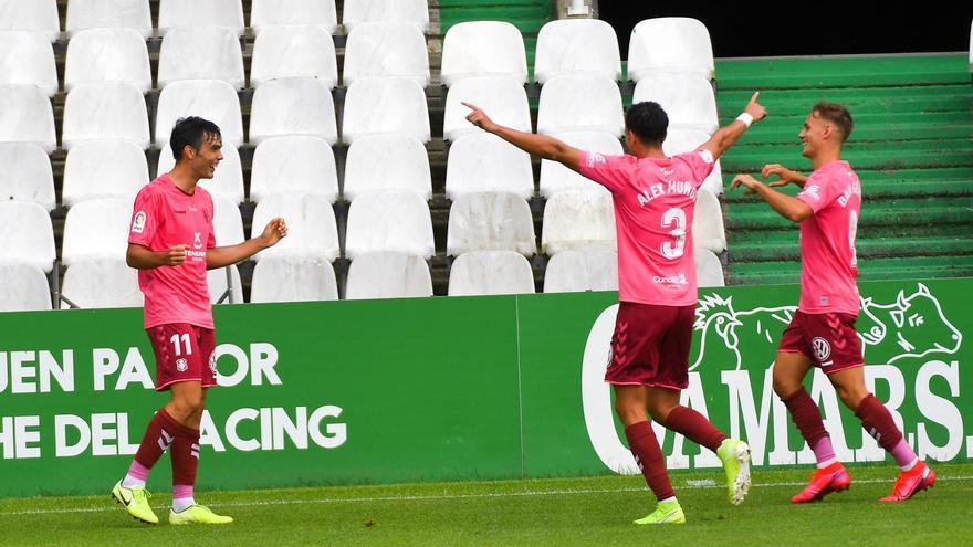 El CD Tenerife, el 'rey de las goleadas'