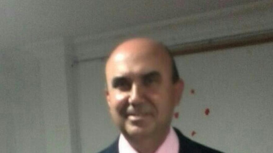 Pablo Peinado, presidente nacional de los cultivadores de aloevera