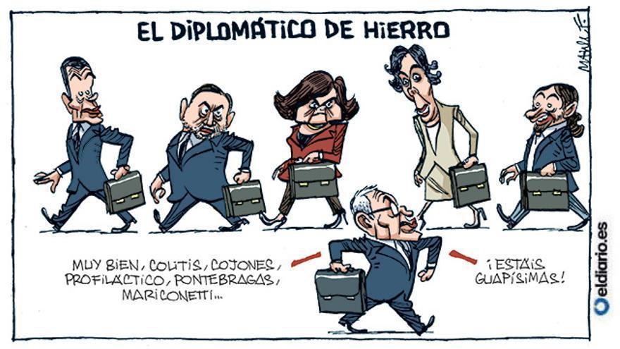 El diplomático de hierro