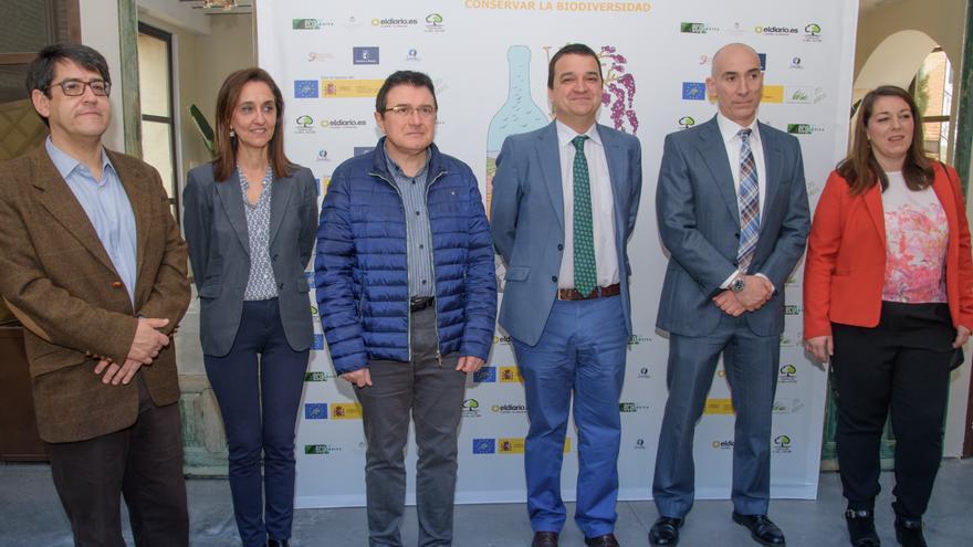 Jornada 'Vinodiversidad' de eldiario.es/clm