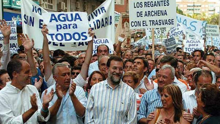 Rajoy en Murcia