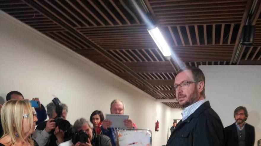 """Maroto confía en que PNV y PSE hagan """"hacer seguidismo del pacto de perdedores"""" propuesto por EH Bildu"""