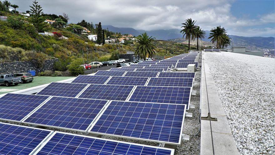Transición Ecológica subvencionará en La Palma 4 proyectos de eficiencia energética e implantación de renovables