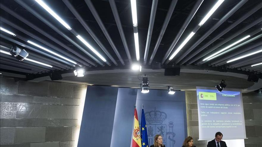 El Gobierno aprueba el viernes obras de la Y vasca en el nudo de Bergara