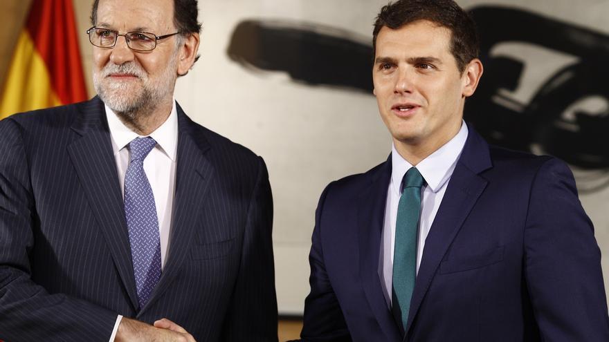 Albert Rivera retará hoy a Rajoy a comprometerse en el Congreso con la supresión de aforados tras aceptarlo en Murcia