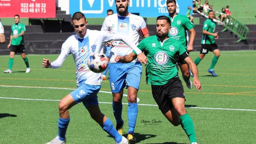 Los equipos palmeros mandan en el subgrupo de Tenerife de la Tercera División