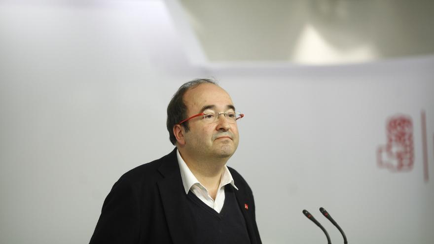 """Iceta aplaude el pacto en Euskadi entre PNV y PSE y atribuye a sus críticos """"problemas de comprensión lectora"""""""