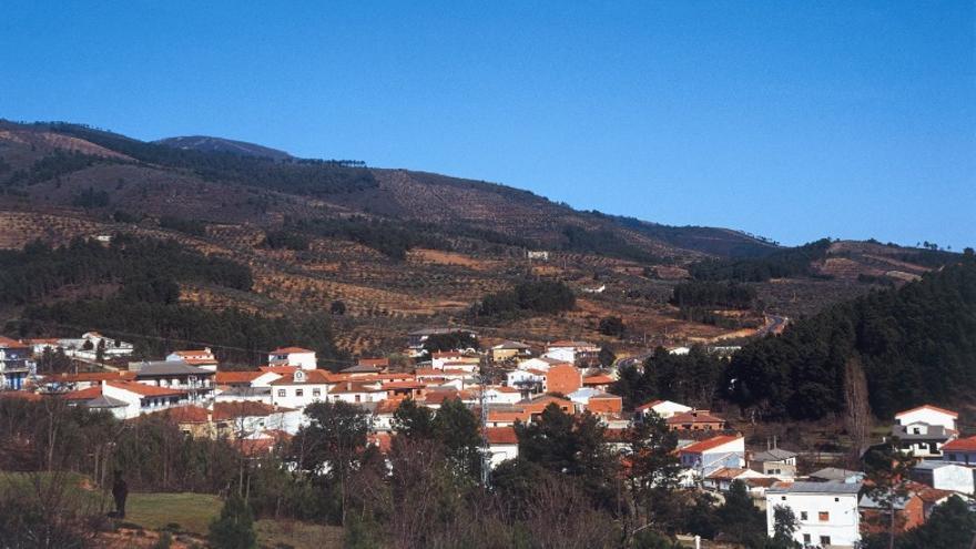 Caminomorisco, Las Hurdes