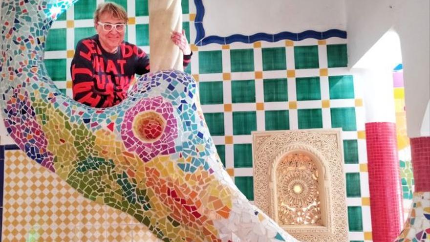 """Vicente Tiburcio: """"Lo ideal es crear en soledad"""""""