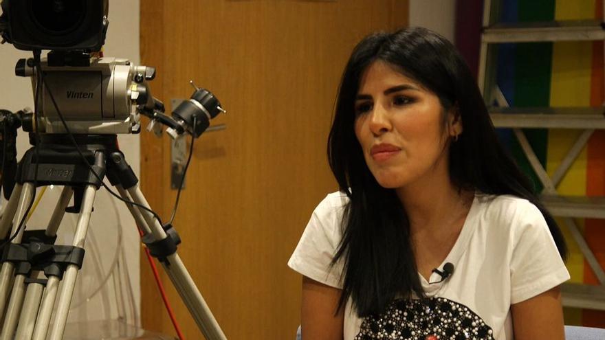 Isa Pantoja 'En el punto de mira' por Cantora