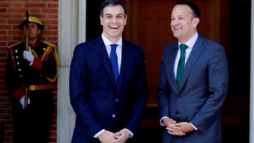 """Varadka elogia la """"solidaridad y responsabilidad"""" de España ante inmigración"""