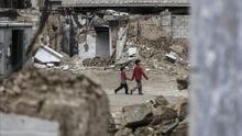 Los que no vuelven al 'cole': 3,5 millones de menores refugiados no pueden ir a la escuela