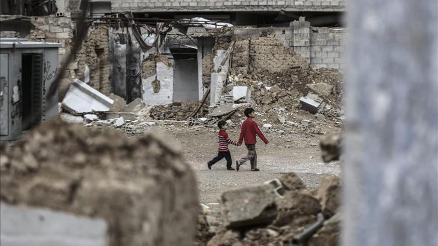 La ONU describe un panorama humanitario desolador por el conflicto de Siria