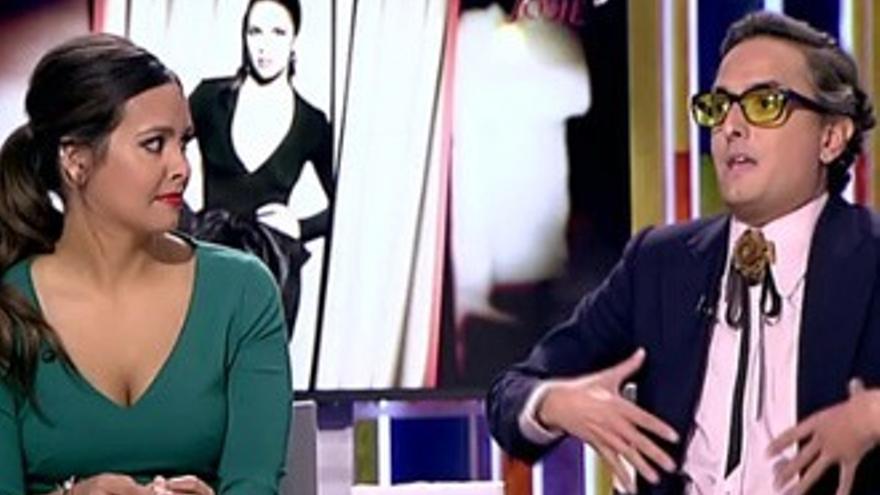 Pedroche, 'nuera' de Telecinco por su boda y a examen por Josie en 'Zapeando'