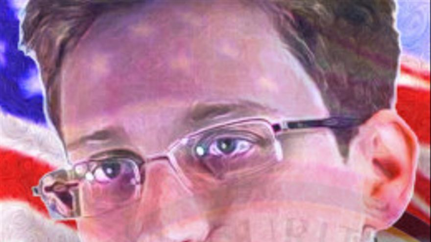 El extécnico de la CIA, Edward Snowden (Foto: DonkeyHotey | Flickr)
